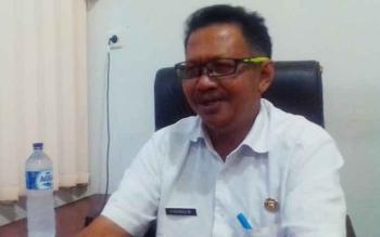 Kepala Dinas Tenaga Kerja Kabupaten Kapuas H Rahmadi Muan