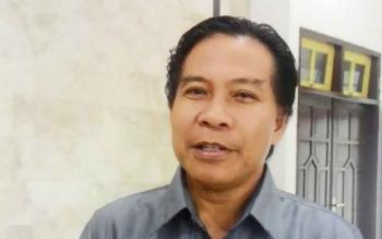 Algrin Gasan, Ketua DPRD Kabupaten Kapuas politisi Partai Golkar Kabupaten Kapuas.