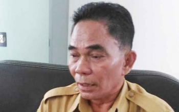 Kepala Dinas Sosial Kabupaten Gunung Mas, Budhy.