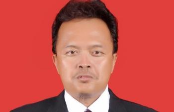 Wakil Ketua PD Muhammadiyah Kabupaten Kapuas Muhammad Jalaluddin.