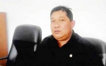 H Darwandi, Ketua Komisi I DPRD Kabupaten Kapuas.