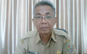 Plt Kepala Dinas Pendidikan Kabupaten Katingan, Jainudin Sapri.