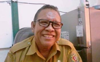 Sekretaris Dinas Kesehatan Kabupaten Katingan Alimansyah