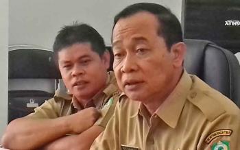 Sekretaris Daerah Kotawaringin Timur Putu Sudarsana