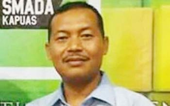 Slamet Riyadi, Lurah Panamas, Kecamatan Selat, Kabupaten Kapuas.