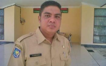 Sekretaris Kecamatan Mendawai, Kabupaten Katingain, Purwoko.