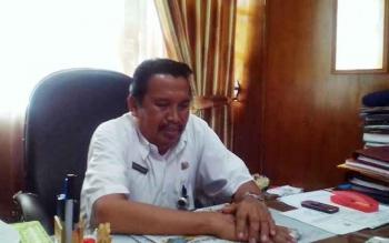 Ketua Pimpinan Daerah Muhammadiyah Kabupaten Kapuas Masrani.