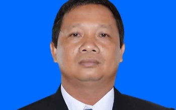 Anggota DPRD Gunung Mas, Iswan B Guna.