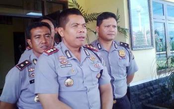 AKBP Jukiman Situmorang, Kapolres Kapuas.