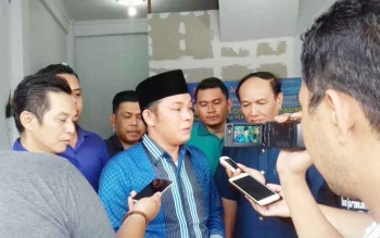 Ketua DPC PKB dan Anggota DPRD Kabupaten Murung Raya dua Periode Rahmanto Muhidin