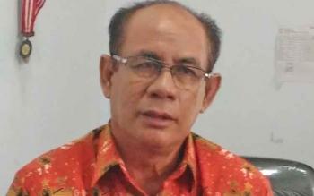 Kepala Disparpora Kabupaten Gunung Mas Suprapto Sungan.