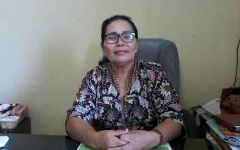 Kepala Dinas Sosial Kabupaten Katingan Kesmi Pandiangan