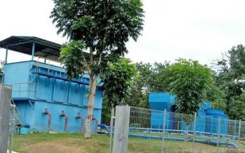 Perusahaan Daerah Air Minum (PDAM) Sukamara.