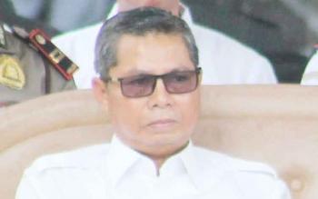 Bupati Seruyan, Sudarsono.