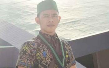 Muhammad Mirza, Ketua Umum HMI Cabang Kuala Kapuas.