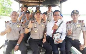 Polres Barito Utara Bentuk Tim Khusus Patroli Titik Rawan Kejahatan