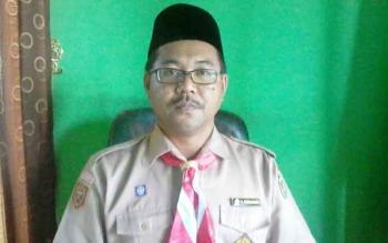 Kepala KUA Kecamatan Katingan Hilir, Rusdianor