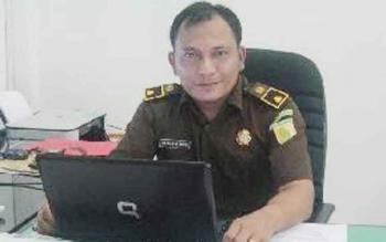 Kasi Datun Kejaksaan Negeri Kotim, Datman Kataren.