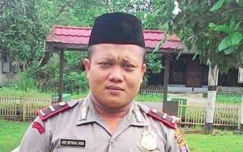 Kapolsek Kapuas Barat Iptu Arif Miftahul Huda,