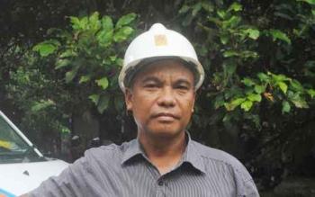 Manajer PT PLN Rayon Buntok, Margono