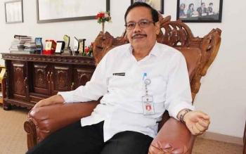 Rawing Rambang, Kepala Dinas Perkebunan Kalimantan Tengah