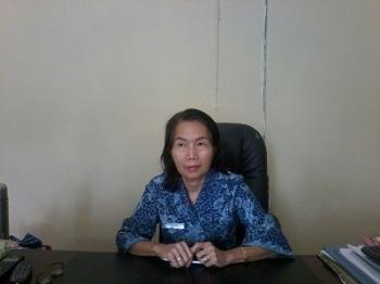 Kepala BPN Kabupaten Katingan, Kornelia Sandy