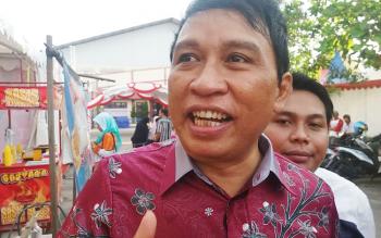 Kepala Disbudpar Kotim Fajrurrahman.
