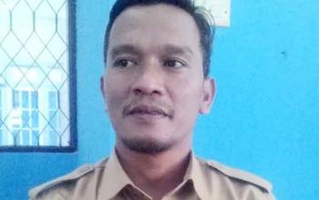 Budi Kurniawan, Camat Bataguh.