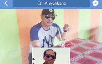 Peretas Kian Menjadi, Facebook Ali Syahbana Dijadikan Alat Pancing