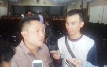 Ketua Baleg DPRD Kotim Dadang H Syamsu.