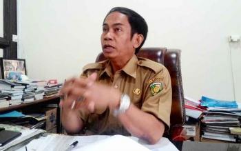 Kepala Badan Pengelola Keuangan dan Aset Daerah (BPKAD) Kota Palangka Raya Akhmad Fordiansyah