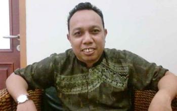 Wakil Ketua 2 DPRD Katingan Alfujiansyah.
