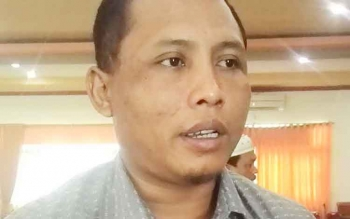 Kunanto Ketua Komis III Anggota DPRD Kabupaten Kapuas.Politisi Partai Nasdem