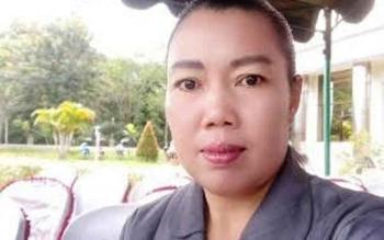 Kasubag Humas Setda Katingan Siti Mariati.