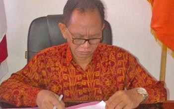 Kepala Dinas Pemuda Olahraga Pariwisata dan Kebudayaan Barsel, Raden Sudarto