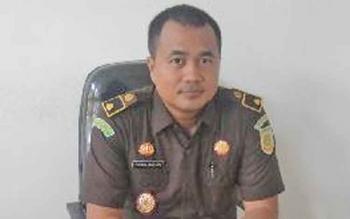 Kasi Intel Kejaksaan Negeri Kotawaringin Timur, Deddy Rasyid.