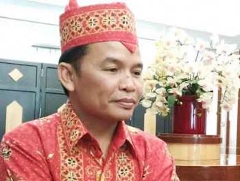H Agustiar Sabran, Ketua DAD Kalimantan Tengah