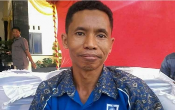 Sekretaris DPD PAN Kabupaten Katingan, Sarana S Litang