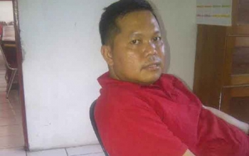 Ketua DPC PDIP Kapuas Yohanes