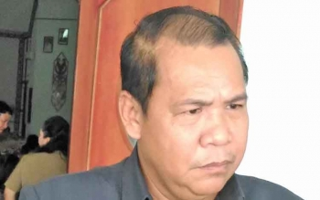 Wakil Ketua DPRD, Punding S Merang.