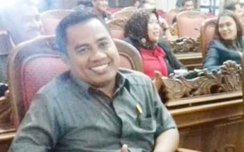 Anggota Komisi II DPRD Kotim Jainudin Karim