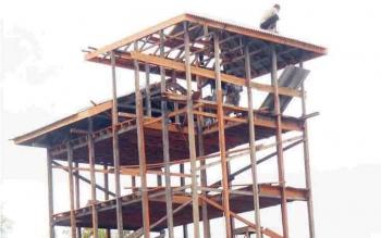 Keberadaan rumah walet yang semakin marak berdiri di Kabupaten Lamandau. Namun bangunan rumah walet itu belum ada satupun yang memiliki izin.