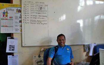 Kasi Kesehatan Lingkungan, Kesehatan Kerja, dan Kesehatan Olahraga pada Dinas Kesehatan Kabupaten Kotawaringin Timur M Kholil.