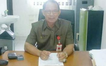 Kepala Badan Pengelola Pajak dan Retribusi Daerah Kabupaten Gunung Mas Nirwan I Bahat.