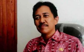 Jhon Phita Kadang Kabid Pemerintah Desa dan Kelurahan Dinas Pemberdayaan Masyarakat dan Desa Kabupaten Kapuas.