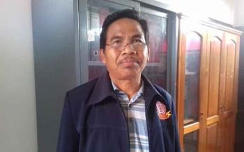 Darmansyah kuasa hukum Setia Wijaya alias Yoyong pelapor Ahmad Fauji, pegawai BPN dan pensiunan pegawai BPN