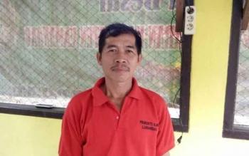 Ketua PGRI Lamandau, Karnegi.