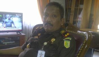 Kepala Kejaksaan Negeri Kapuas Subroto