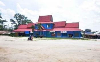 Pasar Palagan Sari Pangkalan Bun