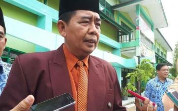 Kepala Dinas Pendidikan Kotim, Suparmadi, Selasa (2/5/2017)
